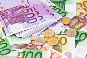 Peniaze (eurá)